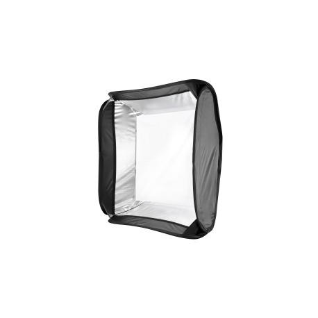 Aksesuāri - walimex Magic Softbox for System Flashes, 90x90cm noma