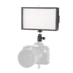 Video gaismas - walimex pro LED Video Light Bi-Color with 312 LED noma
