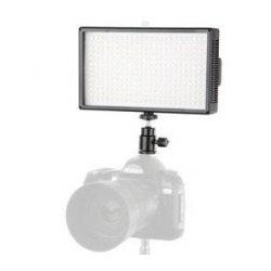 Video Lighting & Accessories - walimex pro LED Video Light Bi-Color with 312 LED rent