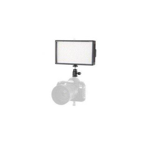Video aprīkojums - walimex pro LED Video Light Bi-Color with 312 LED noma