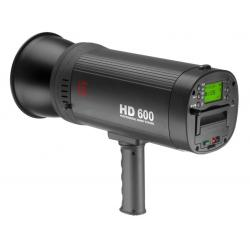 Nomas akcija - Jinbei HD-600 High Speed Flash Pack 1/15000 LED 6600mAh 2.4Ghz noma