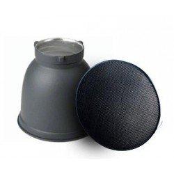 Aksesuāri - Reflector + Honeycomb Kit noma