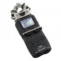 Video Lighting & Accessories - Zoom H5 Handy Recorder 311109 skaņas ierakstītājs rent