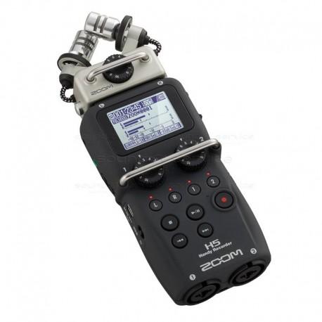 Skaņas ierakstīšana - Zoom H5 Handy Recorder 311109 skaņas ierakstītājs noma
