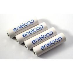 Аксессуары - ENELOOP Akumulatori R6 1900mAh 4gab AA аренда
