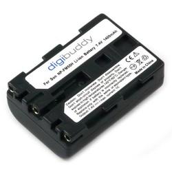 Aksesuāri - NP-FM55H/NP-QM51 Li-Ion Battery for Sony, 1600mAh noma