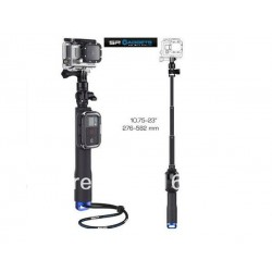 Action Cameras - SP monopods ar GoPro pults turētāju Remote Pole 1m rent