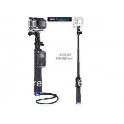 """Action"" kameras - SP monopods ar GoPro pults turētāju Remote Pole 1m noma"