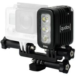 """""""Action"""" kameras - Knog Qudos LED gaisma black noma"""