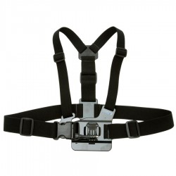"""Action"" kameras - GoPro chest mount Krūšu stiprinājums noma"
