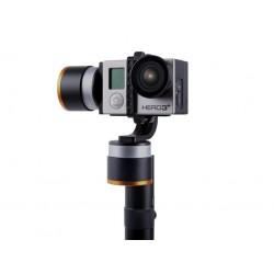 Video aprīkojums - SteadyGim3 EVO 3 Axis GoPro Stabilizer noma
