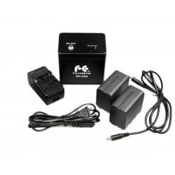 Aksesuāri - Falcon Eyes Battery Pack MV-AD2 12v power noma