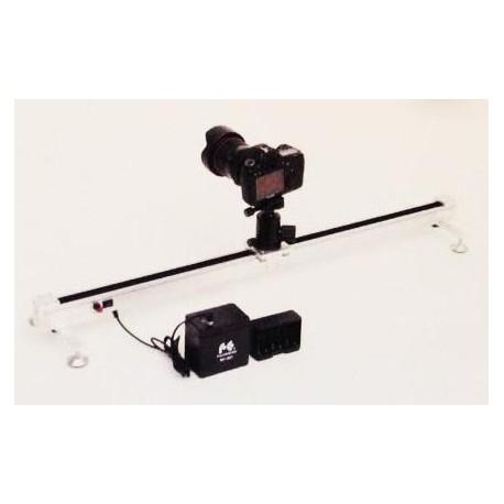 Video aprīkojums - Falcon Eyes STK-11 motorizēts slaideris ar galvu noma