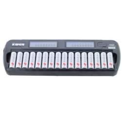 Pirkstiņu baterijas zibspuldzēm - TENSAI TI-1600L AA un AAA 16gab lādētājs - ātri pasūtīt no ražotāja