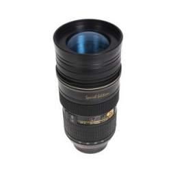 Dāvanas - BR-268 Nikon 24-70mm Special Edition termokrūze ar vāciņu - ātri pasūtīt no ražotāja