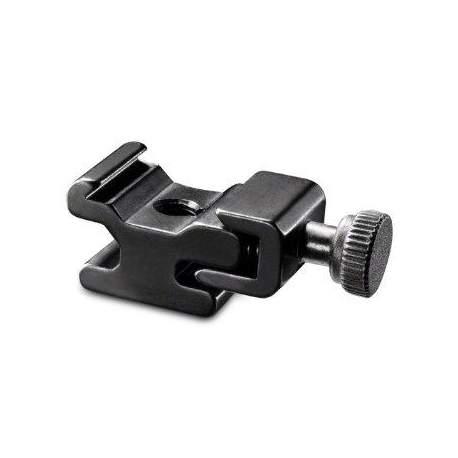 Aksesuāri zibspuldzēm - Hotshoe Adapter HS-20M + Tripod Connection 292231 - perc šodien veikalā un ar piegādi