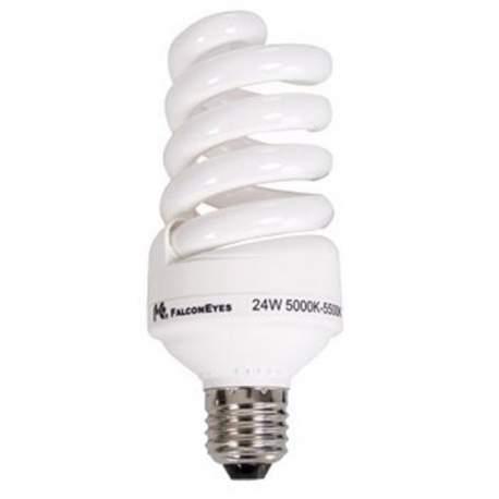 Studijas gaismu spuldzes - Falcon Eyes E27 dienas gaismas spuldze 28W ML-28 293045 - perc šodien veikalā un ar piegādi