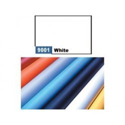 Фоны - Lastolite бумажный фон 2,75x11м, супер белый (9001) LL LP9001 - быстрый заказ от производителя