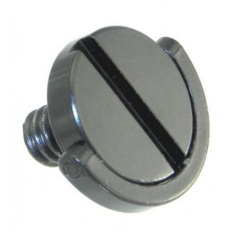 Statīvu aksesuāri - D-ring skrūve 1/4-20 DRS-B 19mm - perc šodien veikalā un ar piegādi