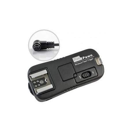Radio palaidēji - Pixel Pawn radio uztvērējs TF-361RX Canon 3930233 - ātri pasūtīt no ražotāja