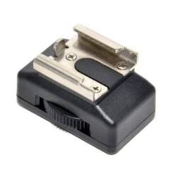 Aksesuāri zibspuldzēm - JJC MSA-8 karstās pēdas adapteris - perc šodien veikalā un ar piegādi