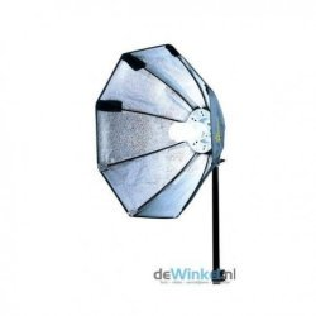 Fluorescent - Linkstar Daylight Lamp FLS-3280OB6 3x28W + Octabox Ш60 cm - quick order from manufacturer