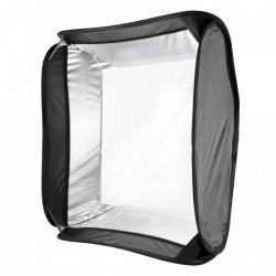Aksesuāri zibspuldzēm - Walimex Magic softbox 40x40cm Nr.16784 - perc veikalā un ar piegādi
