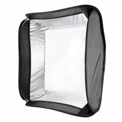Acessories for flashes - walimex pro Magic Softbox f. System Flash, 40x40cm - buy today in store and with delivery