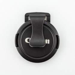 Objektīvu vāciņi - JJC U-CLIP Lens Cap Clip - perc šodien veikalā un ar piegādi