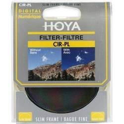 Objektīvu filtri - Hoya CIR-PL Slim 67mm filtrs CPL - perc šodien veikalā un ar piegādi