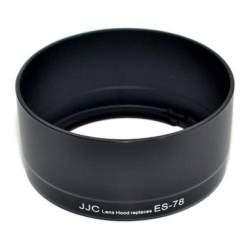 Blendes - JJC LH-78 replaces CANON Lens Hood ES-78 CANON EF 50mm f/1.2L USM Lens - perc veikalā un ar piegādi