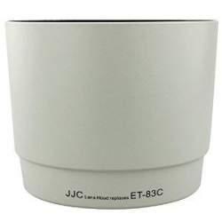 Blendes - JJC LH-83C replaces Canon Lens Hood ET-83C Canon Lens EF 100-400mm f/4.5-5.6L - perc šodien veikalā un ar piegādi