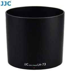 Blendes - JJC LH-73 replaces CANON Lens Hood ET-73 Compatible Products: Canon EF 100mm f/2.8L Macro IS USM Lens - perc šodien veikalā un ar piegādi