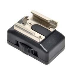 Aksesuāri zibspuldzēm - JJC MSA-9 karstās pēdas adapteris - perc šodien veikalā un ar piegādi