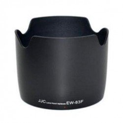 Blendes - JJC LH-83F Lens Hood For Canon - perc veikalā un ar piegādi
