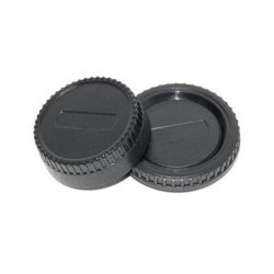 Lens Caps - JJC L-R2 (R) lacquer on the back of the lens - Nikon F - buy today in store and with delivery