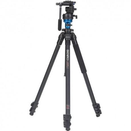 Video statīvi - Benro A1573FS2Pro video statīvs - perc šodien veikalā un ar piegādi