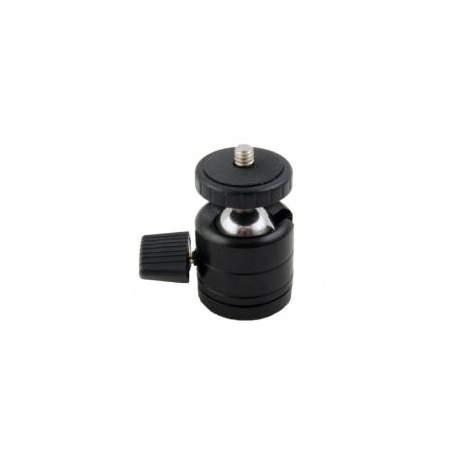 Головки штативов - Falcon Eyes Mini Ball Head Black MPH-2 - купить сегодня в магазине и с доставкой