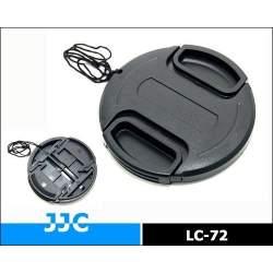 Крышечки - Objektiva vaciņš 72mm JJC LC-72 - купить сегодня в магазине и с доставкой