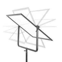 Priekšmetu foto galdi - walimex pro Diffusor Plate, 55x55cm - ātri pasūtīt no ražotāja