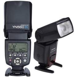 Flashes - Yongnuo YN-560 IV kameras zibspuldze - buy today in store and with delivery