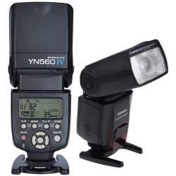 Zibspuldzes - Yongnuo YN-560IV kameras zibspuldze - perc šodien veikalā un ar piegādi