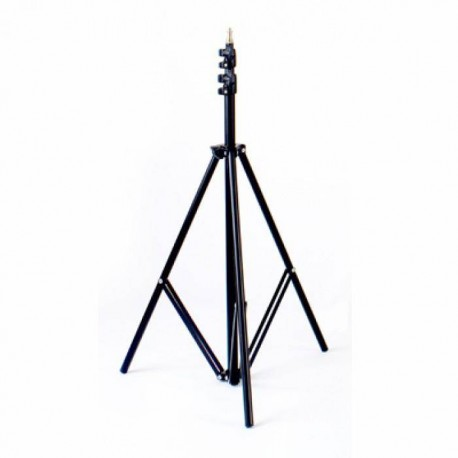 Vairs neražo - Bowens BW-6610 BLACK gaismu stativs 87-303cm
