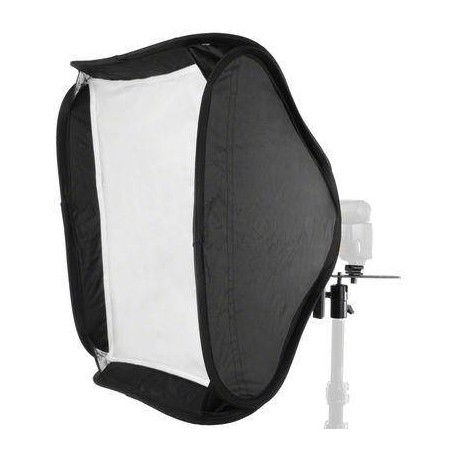 Softboxes - walimex pro Magic 60x60 softbox with mount - buy today in store and with delivery