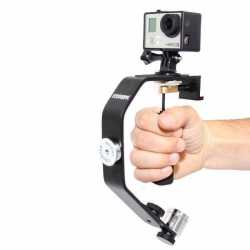 Stabilizatori - Sevenoak Mini kameras stabilizators SK-W08 līdz 0,5 kg, 3 atsvari (2x 35g - perc šodien veikalā un ar piegādi