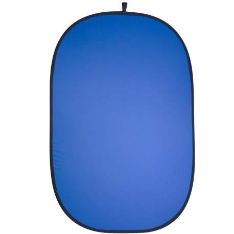 Foto foni - Walimex saliekamais fons 150x200cm pelēks/zils Nr.17697 - ātri pasūtīt no ražotāja