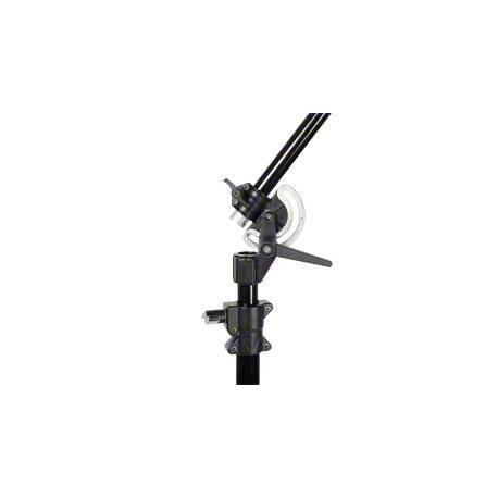 Boom - Walimex žirafe studijas gaismai / wheeled boom stand with counterweight nr.17036 - perc šodien veikalā un ar piegādi
