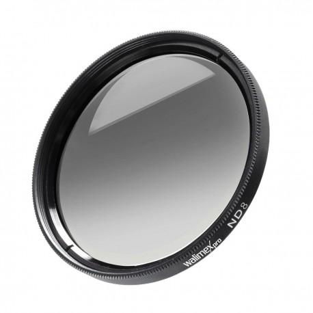 Vairs neražo - walimex filtrs ND8 52mm Nr.17871
