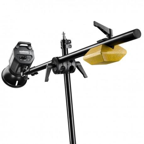 Boom - Walimex WT-501 boom, statīvs ar atsvaru - stārķis Nr.12130 - ātri pasūtīt no ražotāja