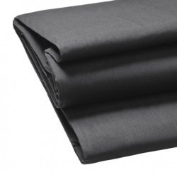 Backgrounds - walimex Cloth Background 2,85x6m, black - buy today in store and with delivery
